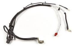 Engine - Sensors & Electrical - GM - GM OEM Battery Negative Cable W/Block Heater (2015-2016)