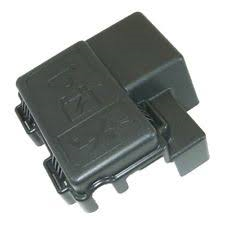 Engine - Sensors & Electrical - GM - GM OEM Secondary Battery Fuse Box Cover (2015-2018)