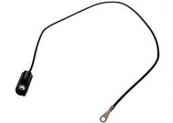 Engine - Sensors & Electrical - GM - GM OEM Negative/Ground Battery Cable Secondary Battery (2001-2007)