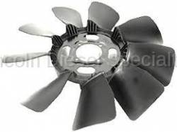 2004.5-2005 LLY VIN Code 2 - Cooling System - Cooling Fans & Fan Parts
