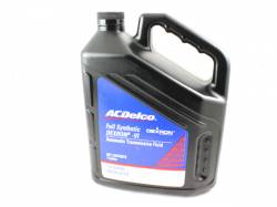 2007.5-2010 LMM VIN Code 6 - Additives / Lubericants / Fluids / Sealants - GM - GM AC Delco Dexron VI Full Synthetic Automatic Transmission Fluid  GAL (2001-2019)
