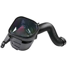 S&B - S&B Cold Air Intake for Dodge Ram Cummins 5.9L, Dry Extendable (2003-2007) - Image 1