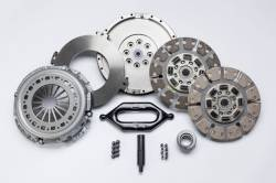 2010-2012 6.7L 24V Cummins - Clutches - South Bend Clutch - South Bend Dodge/Cummins Organic/Ceramic Dual Street Clutch, Stage 3 (2005.5-2017)