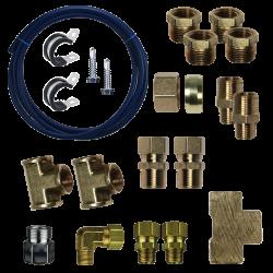 FASS - FASS Double Vent Return Line Kit (2001-2018)