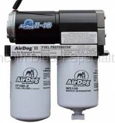 Lift Pumps - AIR DOG - AirDog - AirDog II-4G  DF-100-4G , Without In-Tank Fuel Pump (1998.5-2004)