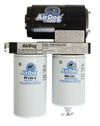 Lift Pumps - AIR DOG - AirDog - AirDog® Original With Out In-Tank Fuel Pump, AirDog 100 Preset Quick Disconnect (1998.5-2004)