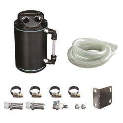Mishimoto Black Oil Catch Can (Universal)