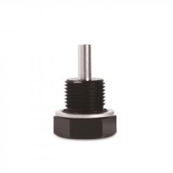 Mishimoto Dodge/Cummins Magnetic Oil Drain Plug, M18 x 1.5, Black (2002-2016)