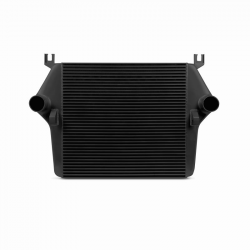 Intercooler & Piping - Intercoolers & Piping - Mishimoto - Mishimoto Dodge /Cummins, 5.9L/6.7 Intercooler Black (2003-2009)