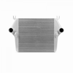 Intercooler & Piping - Intercoolers & Piping - Mishimoto - Mishimoto Dodge /Cummins, 5.9L/6.7 Intercooler Silver (2003-2009)