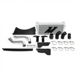Mishimoto Dodge /Cummins, 6.7L Intercooler Kit w/Pipes, Silver (2013-2018)