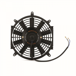 "Cooling System - Cooling Fans & Parts  - Mishimoto - Mishimoto Slim Electric Fan 10"" (Universal)"
