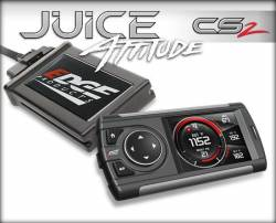 2007.5-2009 6.7L 24V Cummins - Programmers, Tuners, Chips - Edge Products - Edge Products Dodge/Cummins 6.7L Juice with Attitude CS2 Monitor (2007.5-2012)