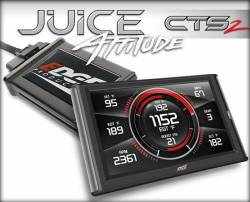 2007.5-2009 6.7L 24V Cummins - Programmers, Tuners, Chips - Edge Products - Edge Products Dodge/Cummins 6.7L Juice with Attitude CTS2 Monitor (2007.5-2012)