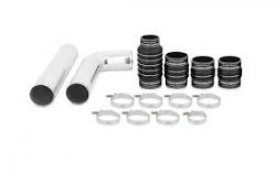 Intercooler & Piping - Boots, Clamps, Hoses - Mishimoto - Mishimoto Dodge/ Cummins 5.9L Intercooler Pipe and Boot Kit (2003-2007)