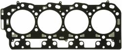 Engine - Gaskets & Seals - Mahle - Mahle Duramax Grade C Wave-Stopper Head Gasket, Thickness (1.05mm) (RH) 2001-20116