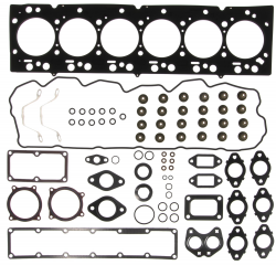 Engine - Gasket Kits & Sets - Mahle - Mahle Dodge/Cummins 6.7L, Upper Engine Gasket Set (2007.5-2018)