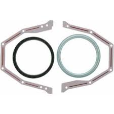 Engine - Gasket Kits & Sets - Mahle - Mahle Dodge/Cummins 5.9/6.7L Rear Main Seal Set (2003-2014)