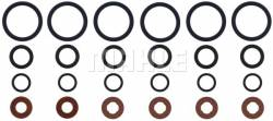 Mahle - Mahle Dodge/Cummins 5.9L, Injector Seal Kit (2003-2007)