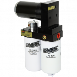 Lift Pumps - FASS - FASS - FASS Titanium Signature Series Diesel Fuel Lift Pump, 290GPH (2005-2018)