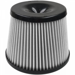 2010-2012 6.7L 24V Cummins - Air Intakes - S&B - S&B Replacement Air Filter (Dry Extendable)