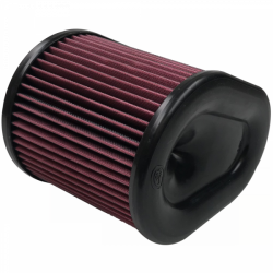 2013-2018 6.7L 24V Cummins - Air Intakes - S&B - S&B Intake Replacement Filter - Oiled (Cleanable)