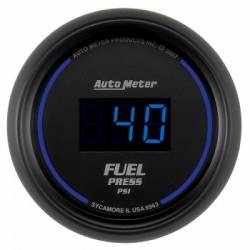 "Gauges & Pods - Gauges  - Auto Meter - Auto Meter Cobalt Digital Series, 2-1/16"" FUEL PRESSURE, 5-100 PSI (Universal)"