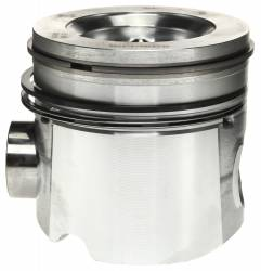 Engine - Pistons & Rods - Mahle - Mahle Dodge/Cummins 6.7L, Piston Set of 6 + .020 Over,with Rings (2007.5-2018)