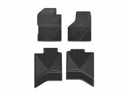 Interior / Exterior - Interiors Accessories/Necessities - WeatherTech - WeatherTech All-Weather Floor Mats, Quad Cab Front and Rear, Dodge Ram (2003-2012)