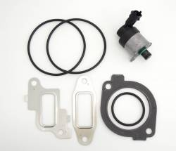 Engine - Engine Gasket Kits - Lincoln Diesel Specialities - OEM Genuine LBZ/LMM Fuel Pressure Regulator Kit (2006-2010)