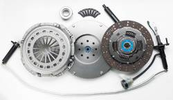 South Bend Clutch - South Bend Clutch Dodge/Cummins Single Disc Clutch G56 with Flywheel and Hydraulics (2005.5-2017)