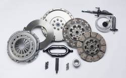 South Bend Clutch - South Bend Dodge/Cummins Full Organic Dual Street Clutch, Stage 3, with Hydraulics (2005.5-2017)