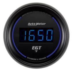 "Gauges & Pods - Gauges  - Auto Meter - Auto Meter Cobalt Digital Series, 2-1/16"" PYROMETER, 0-2000 F, (Universal)"