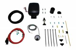 Suspension - Springs/Traction Bars/Air Kits - AIR LIFT - AirLift Standard Duty Compressor, Single Load Controller (Universal)