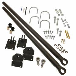 Suspension - Air Kits/Traction Bar/Springs/Misc. - BD Diesel Performance - BD Diesel Dodge/Cummins Traction Bars Kit w/o OEM Rear Airbags (2003-2018)
