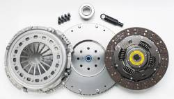 South Bend Clutch - South Bend NV4500 Full Organic Heavy Duty Clutch Kit w/Flywheel 425HP (1988-2004)