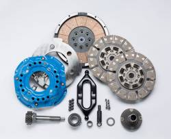 South Bend Clutch - South Bend NV4500 Dual Disc Clutch Kit, Heavy Tow W/ Input Shaft , 850HP (1994-2004)