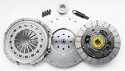 South Bend Clutch - South Bend NV4500 Feramic Single Disc Clutch , W/Flywheel 550HP (1988-2004)