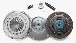 South Bend Clutch - South Bend NV5600 Organic/Feramic Clutch Kit W/Flywheel, 475HP, 25K Towing (2000.5-2005.5)