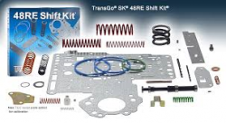 Transmissions - Transmission Rebuild Kits, Shift Kits & Lines  - Suncoast - Transgo Dodge/Cummins 47RE Shift Kit (1996-2003)