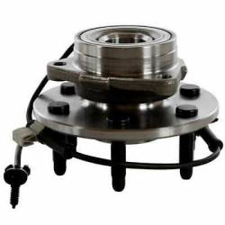 2001-2004 LB7 VIN Code 1 - Steering/Front End - AC Delco - AC/Delco Front Wheel Hub & Bearing Assembly (2001-2007) 2500HD