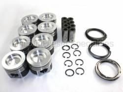 Mahle - Mahle Motorsports Complete Master Engine Rebuild Kit w/Performance CastPistons, No Pockets (2001-2005) - Image 2