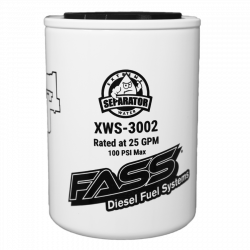 2003-2004 5.9L 24V Cummins (Early) - Filters - FASS - FASS Fuel System Extreme Water Separator
