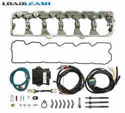 Engine - Engine Components - PacBrake - PacBrake Dodge/Cummins, Load Leash Engine Brake Kit (2007.5-2013)