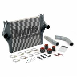 Intercooler & Piping - Intercoolers & Piping - Banks - Banks Power Dodge/Cummins 6.7L, Techni-Cooler System (2007-2008)