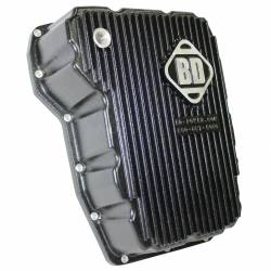 Transmissions - Pans, Shafts, Housings - BD Diesel Performance - BD Diesel Performance Dodge/Cummins 68RFE,  Deep Sump Transmission Pan  (2007.5-2018)