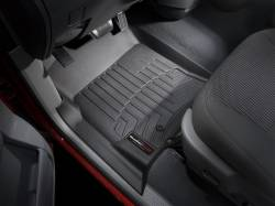Interior / Exterior - Interiors Accessories/Necessities - WeatherTech - WeatherTech Dodge/Ram Front Driver & Passenger Laser Measured Floor Liners (Black) 2003-2009