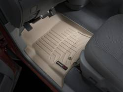 Interior / Exterior - Interiors Accessories/Necessities - WeatherTech - WeatherTech Dodge/Ram Front Driver & Passenger Laser Measured Floor Liners (Tan) 2003-2009