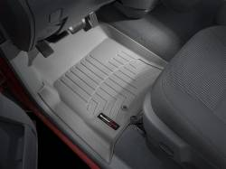 Interior / Exterior - Interiors Accessories/Necessities - WeatherTech - WeatherTech Dodge/Ram Front Driver & Passenger Laser Measured Floor Liners (Grey) 2003-2009