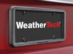 Interior/Exterior - Exteriors Accessories/Necessities - WeatherTech - WeatherTech BumpFrame® Heavy-Duty License Plate and Bumper Protector (Universal)